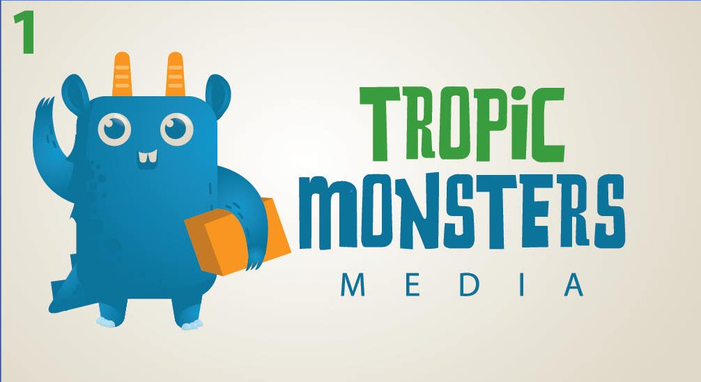 Inscrição nº 89 do Concurso para Design a Cartoon Monster for a Media Company