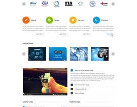 #24 para Website Design for IT Company por gerardway