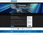 Contest Entry #11 for Website Design for IT Company