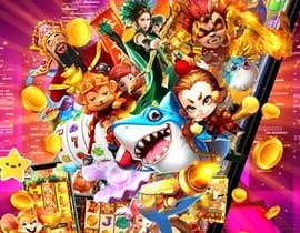 #53 for Gaming app promo banner design af alomgirdesigner