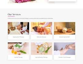 #13 for [Design clickable] - reservation panel for beauty salon by foysal0203