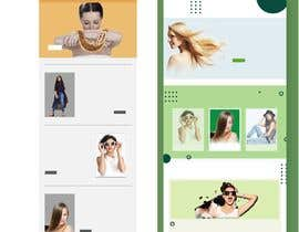 #19 for [Design clickable] - reservation panel for beauty salon by hafezuloooo
