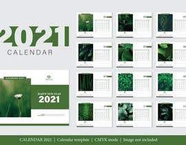 #10 for create a 2021 calendar for print by Ihcreative
