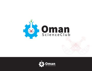 #23 for Design a Logo for Oman Science Club by jarasaleem