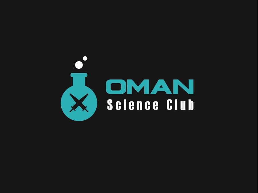 Inscrição nº 33 do Concurso para Design a Logo for Oman Science Club
