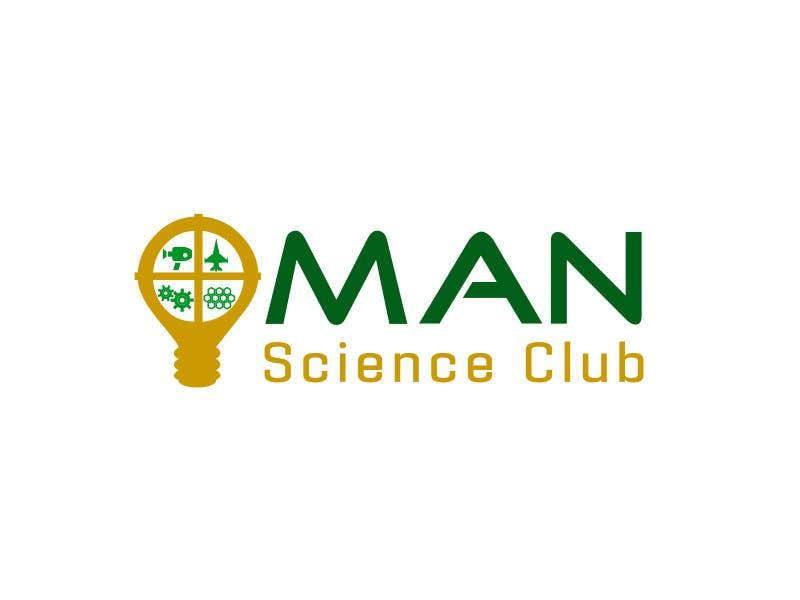 Inscrição nº 129 do Concurso para Design a Logo for Oman Science Club
