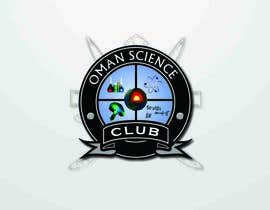 #50 para Design a Logo for Oman Science Club por naqash2