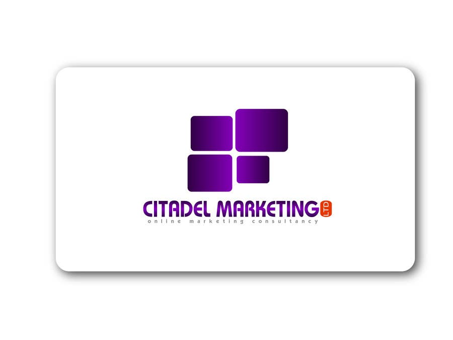 Contest Entry #                                        27                                      for                                         Design a Logo for Citadel Marketing LTD