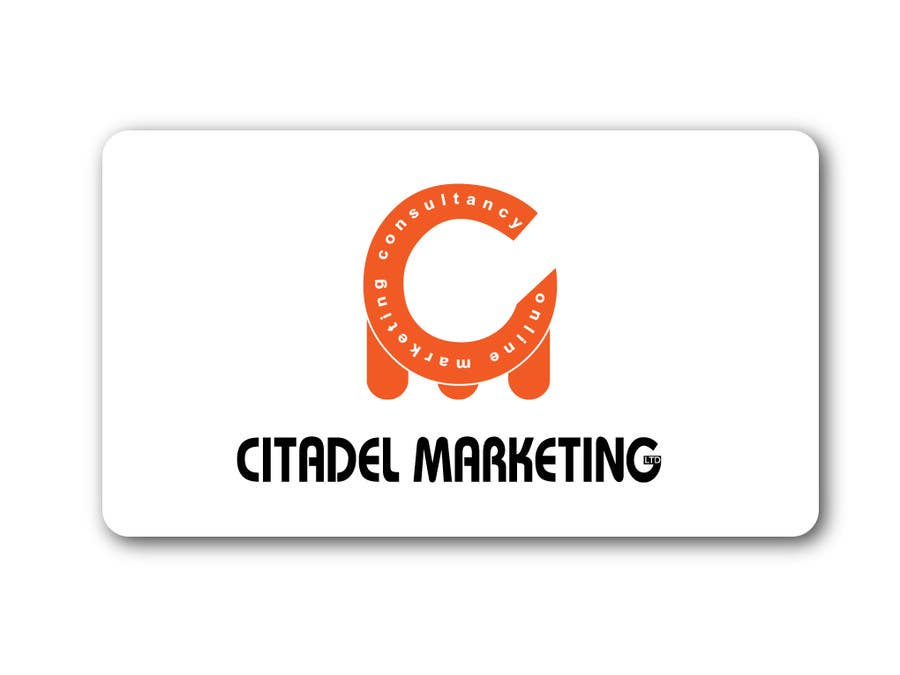 Contest Entry #                                        34                                      for                                         Design a Logo for Citadel Marketing LTD