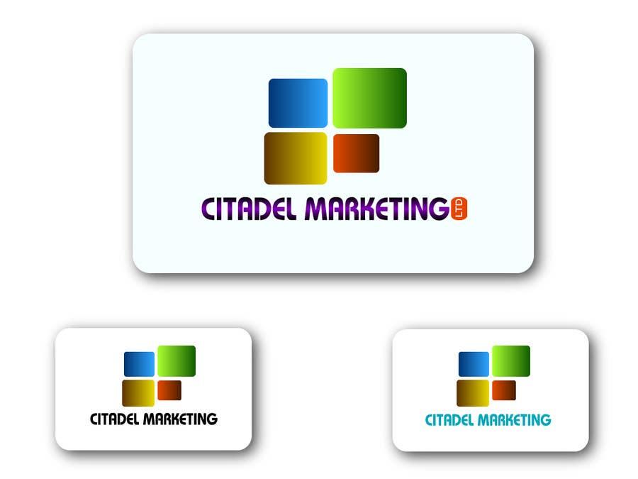 Contest Entry #                                        47                                      for                                         Design a Logo for Citadel Marketing LTD