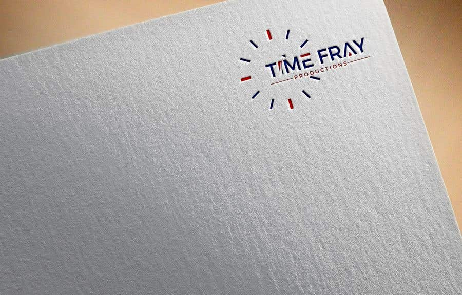 Penyertaan Peraduan #                                        56                                      untuk                                         Time Fray Productions Logo