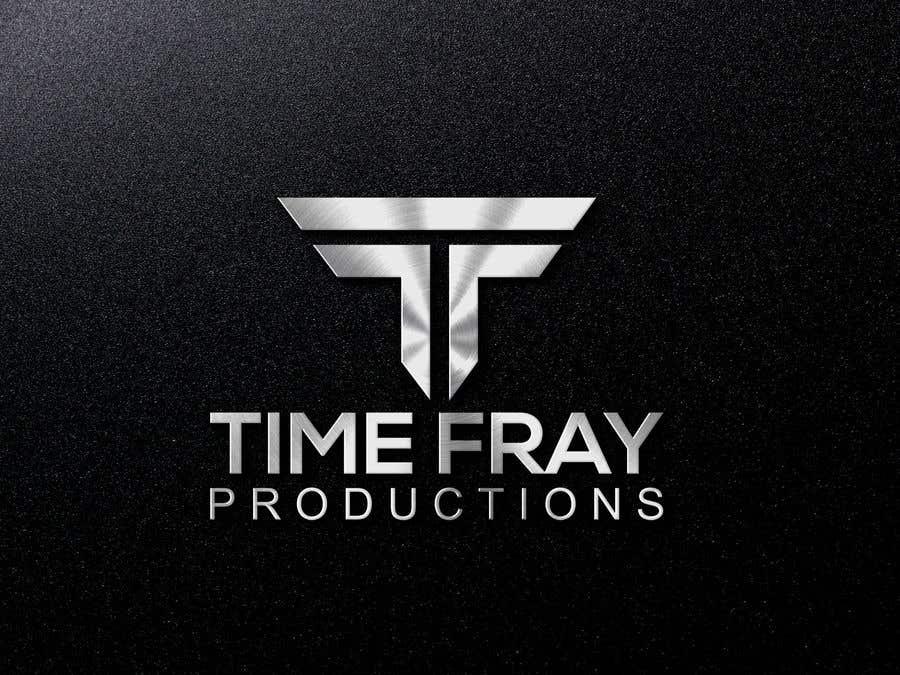 Penyertaan Peraduan #                                        121                                      untuk                                         Time Fray Productions Logo