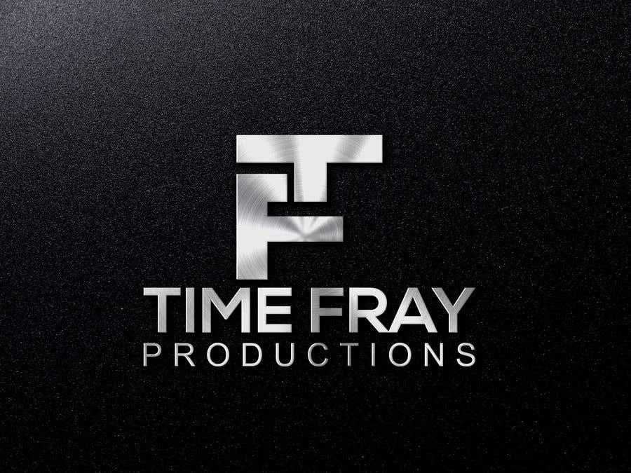 Penyertaan Peraduan #                                        125                                      untuk                                         Time Fray Productions Logo