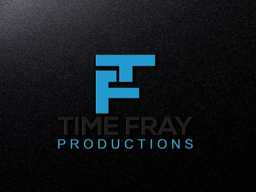 Penyertaan Peraduan #                                        126                                      untuk                                         Time Fray Productions Logo