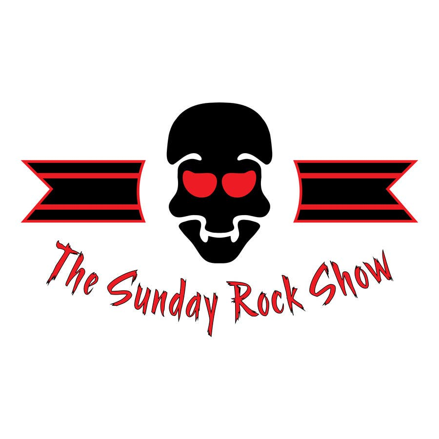 Contest Entry #32 for Design a Logo for The Sunday Rock Show