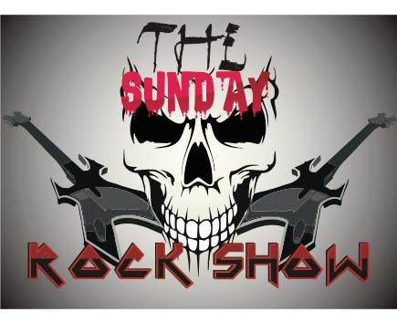 Contest Entry #51 for Design a Logo for The Sunday Rock Show