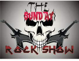 heruzarcashy tarafından Design a Logo for The Sunday Rock Show için no 51