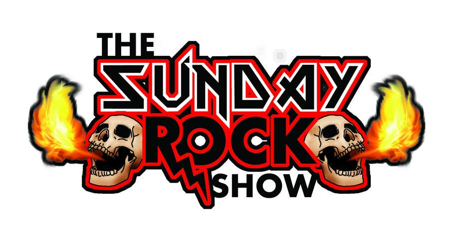 Contest Entry #41 for Design a Logo for The Sunday Rock Show