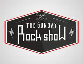 GirottiGabriel tarafından Design a Logo for The Sunday Rock Show için no 47