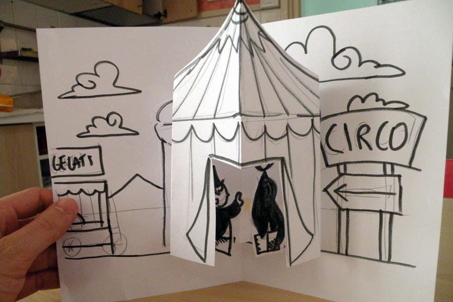 Contest Entry #                                        1                                      for                                         Disegnare una Brochure per Bambini