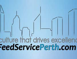 #17 for Logo Design for FeedServicePerth.com af MilosRankovic