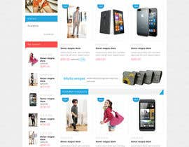 #4 untuk Help Select A Suitable Theme For My E-Commerce Site oleh Designstudio000