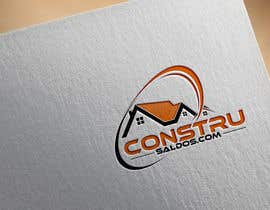#59 for Design a Logo for CONSTRUSALDOS.COM by stojicicsrdjan