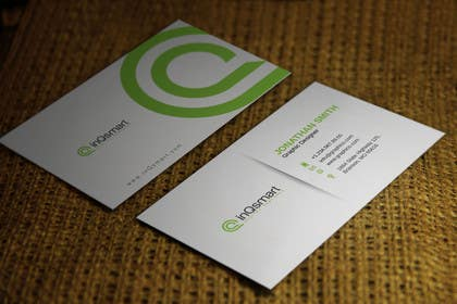 #530 for Design company word mark logo  & business card by billsbrandstudio