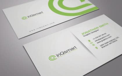 #531 for Design company word mark logo  & business card by billsbrandstudio