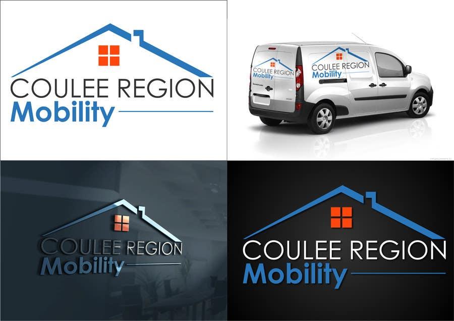 Inscrição nº 35 do Concurso para Design a Logo for Coulee Region Mobility