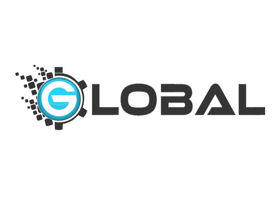 Inscrição nº 310 do Concurso para Design a Logo for Global