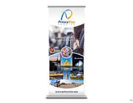 nº 27 pour Design a Banner Stand for Exhibition par bexony