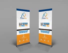 #3 for Design a Banner Stand for Exhibition af Khalilmz