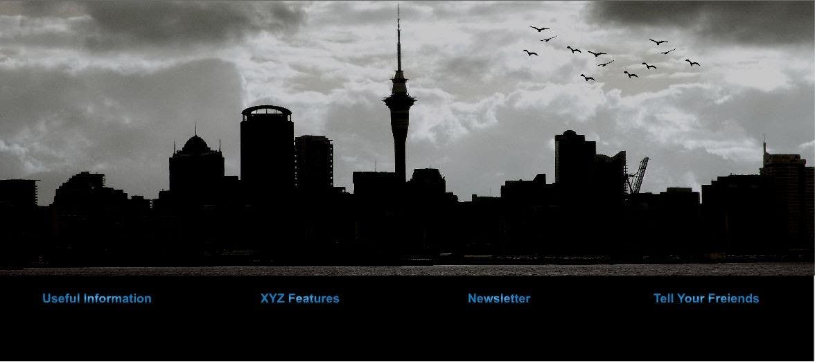 Contest Entry #                                        7                                      for                                         SKYLINE SILHOUETTE