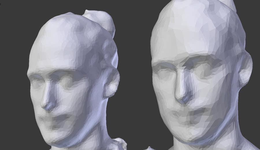 Konkurrenceindlæg #                                        4                                      for                                         Do some 3D Modelling for retouch