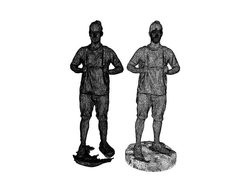 Konkurrenceindlæg #                                        11                                      for                                         Do some 3D Modelling for retouch