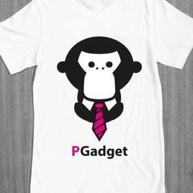 #5 for Design a T-Shirt for pgadget af ezaz09