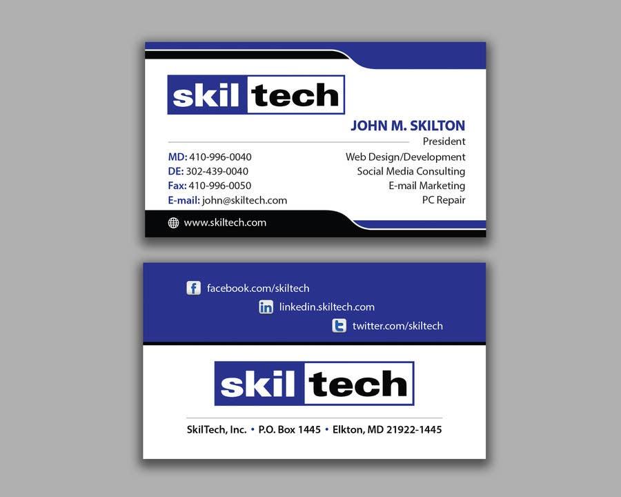 Konkurrenceindlæg #179 for Design Business Cards