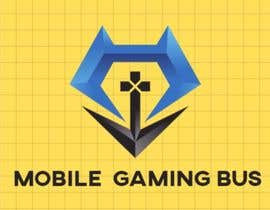 #52 for Names - MobileGamingBus - & - GameInBus — Need a logo designed for my gaming bus as photo shows, it needs to be clever and possibly include a PlayStation controller or similar kind of art by muketdhk
