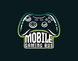 #8 for Names - MobileGamingBus - & - GameInBus — Need a logo designed for my gaming bus as photo shows, it needs to be clever and possibly include a PlayStation controller or similar kind of art by agnivdas44