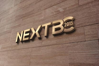 #26 cho Develop a Corporate Identity for NEXTBC 2015 bởi usmanarshadali