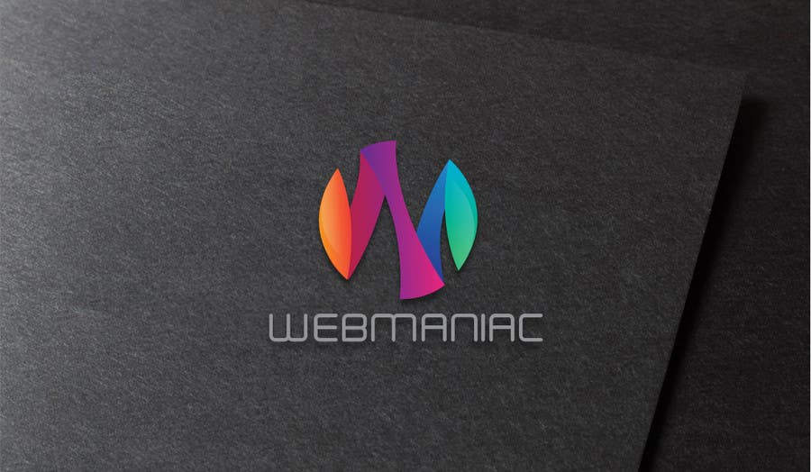Konkurrenceindlæg #                                        40                                      for                                         Develop a Corporate Identity for webmaniac