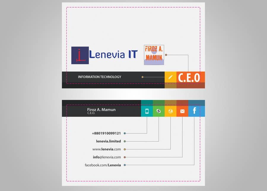 Inscrição nº 23 do Concurso para I need some Graphic Design for Logo and Business Card Design
