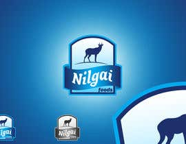 #127 for Logo Design for Nilgai Foods by JustLogoz