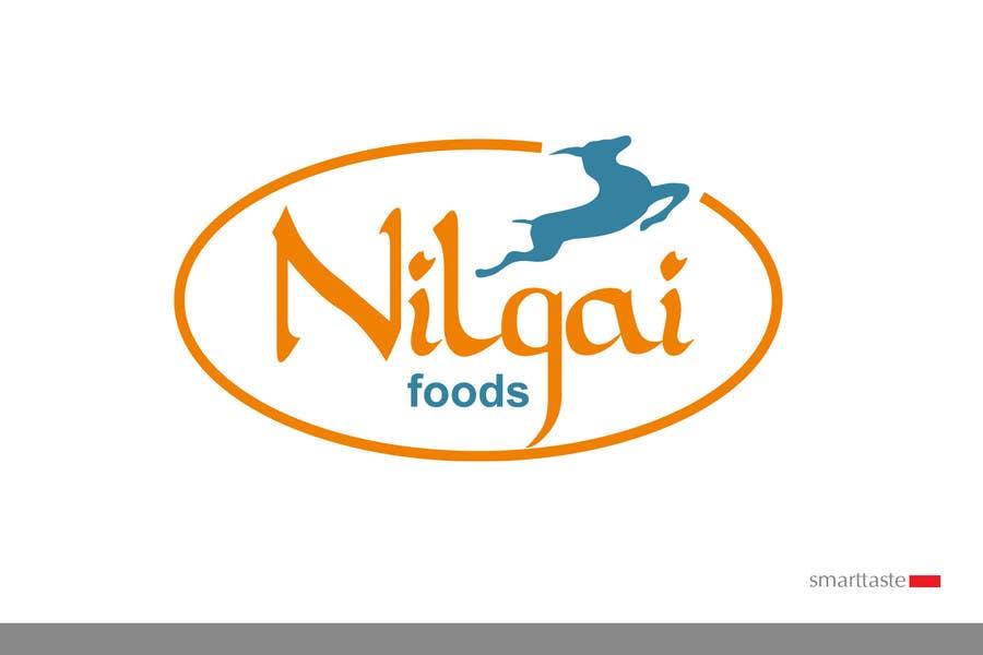 Participación en el concurso Nro.350 para Logo Design for Nilgai Foods