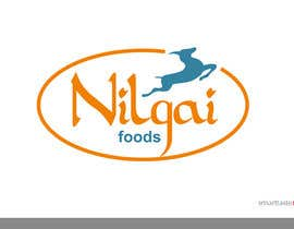 #350 for Logo Design for Nilgai Foods by smarttaste