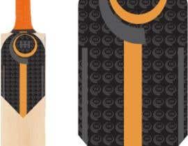 #54 for Cricket Bat Sticker design af Akashmalita1