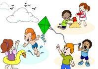 Illustration Entri Peraduan #38 for illustrations for books, posters, preschool activities