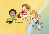 Illustration Entri Peraduan #32 for illustrations for books, posters, preschool activities