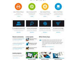 #31 cho Website Design for company group bởi gerardway